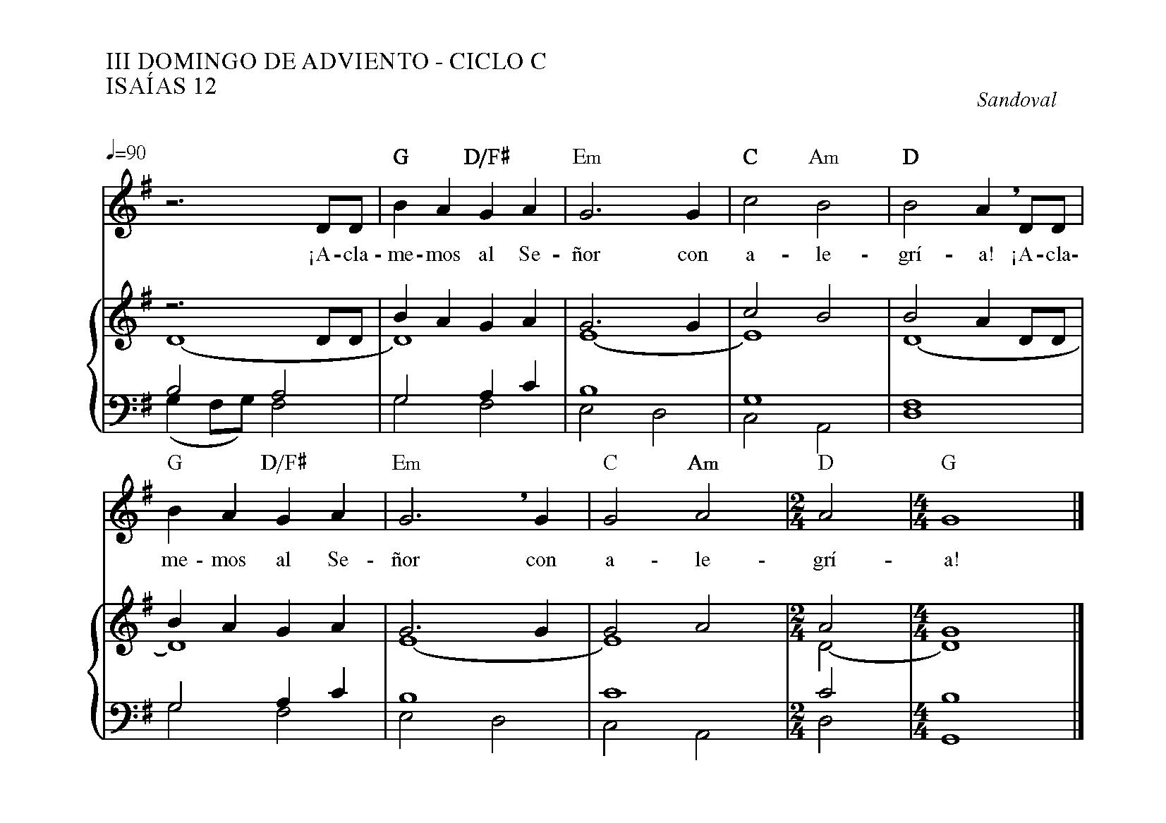 Canto litúrgico