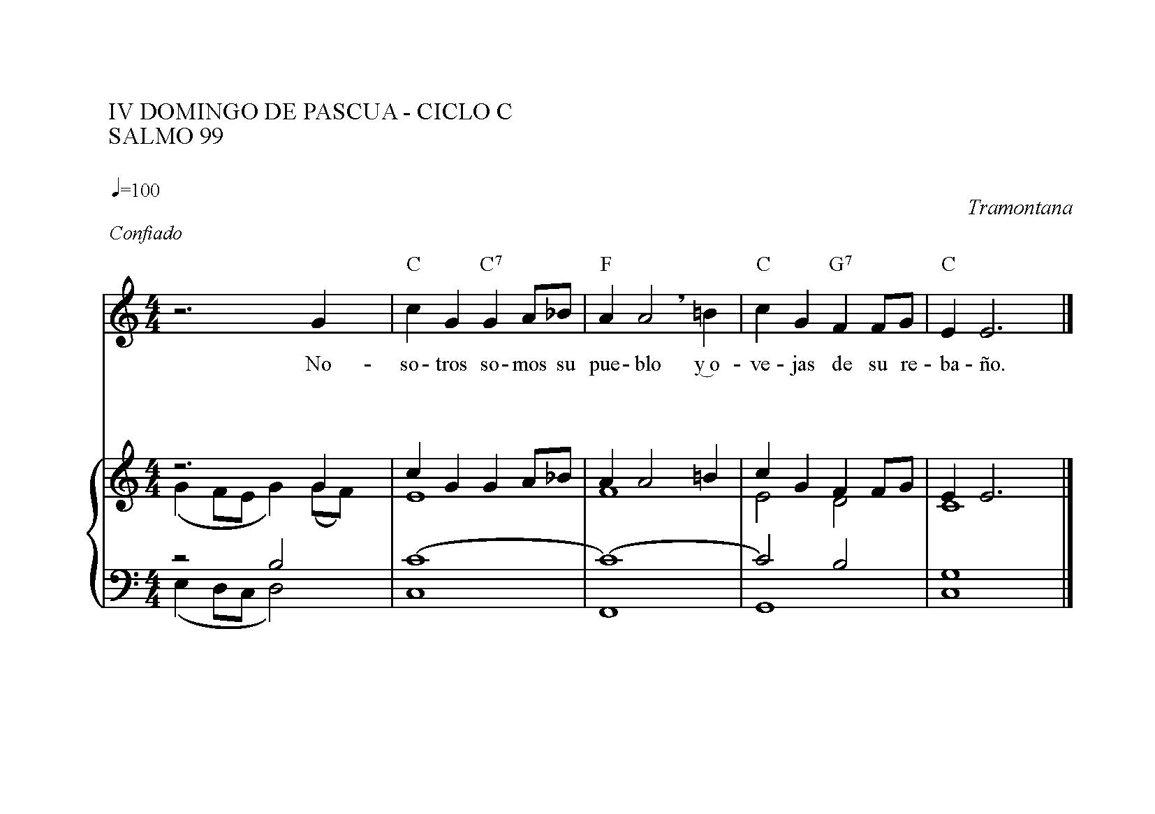 4 Pascua - C