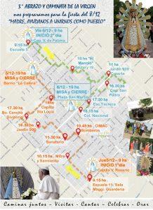 Caminata Mariana 2019