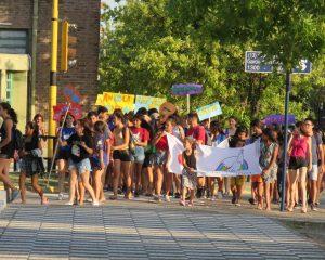 Caminata por la paz - Com. SantÉgidio 1 02 20 (25)