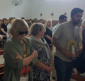 Seminaristas en Darregueira (2)