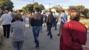 Seminaristas en Darregueira (8)