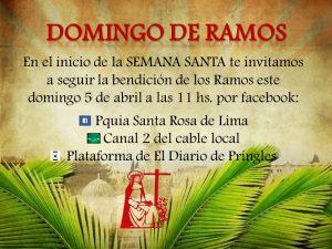 Bendición de Ramos